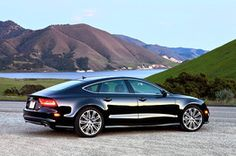 2012 Audi A7: Fastback to the Future | Rumble Seat by Dan Neil - WSJ