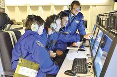 Göttinger Lehrer auf Stratosphärenflug