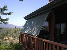 Do It Yourself Patio Shades, DIY Retractable Solar Screen Kits ...