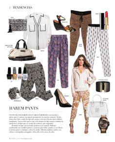 #tendencias #harempants #Zara #Mango #Guess #JazminChebar #JockeyPlaza #revistaj #