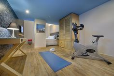 Perfect for a StreamFIT workout: #FitTravel: New York's Top 3 Fitness-Friendly #hotels