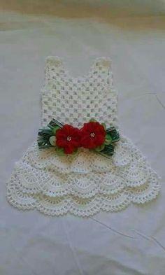 Crochet Sweater Pattern Kids Doll Clothes Ideas For 2019 Crochet Baby Dress Pattern, Baby Girl Crochet, Crochet Baby Clothes, Crochet Patterns, Crochet Kids Hats, Baby Girl Hats, Girl Doll Clothes, Crochet Projects, Kids Girls