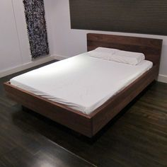 Sarabi Cubic Floating Platform Bed - 3001