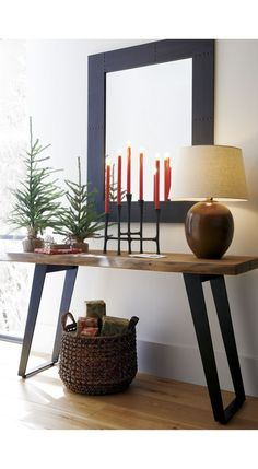 Check this, you can find inspiring Photos Best Entry table ideas. of entry table Decor and Mirror ideas as for Modern, Small, Round, Wedding and Christmas. Entry Tables, Console Tables, Modern Entry Table, Live Edge Console Table, Dining Tables, Console Table Living Room, Entryway Console Table, Accent Tables, Side Tables