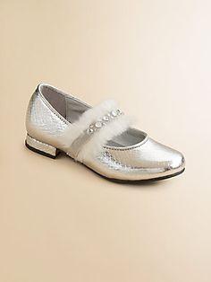 Stuart Weitzman Toddler's & Girl's Bling Heels