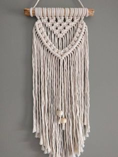 Macrame wall hanging, for sale at Etsy, DutchMacrame !