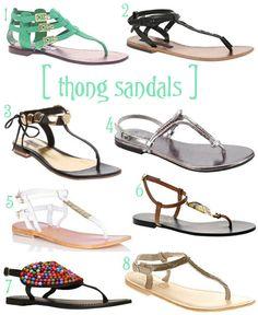 Summer shoes @Jenny Dennis