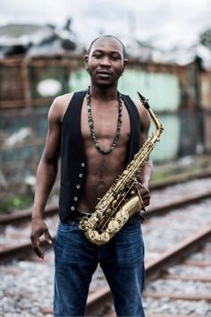 2016 Top ten acts for Womad New Zealand at the TSB Bowl of Brooklands: Seun Kuti (Nigeria)