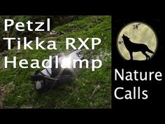 Backpacking Gear - Petzl Tikka RXP Rechargeable Headlamp - YouTube