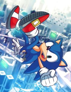 791 Best Sonic The Hedgehog images in 2019 | Sonic the