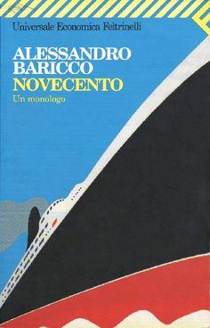 """Alessandro Baricco """"Novecento"""""""