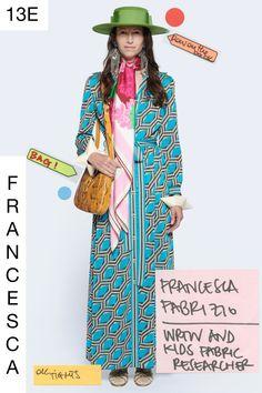 Gucci Resort 2021 Collection - Vogue Fashion Week, 70s Fashion, Fashion Show, Autumn Fashion, Girl Fashion, Fashion Trends, Gucci Fashion, Vogue Paris, Gucci Spring