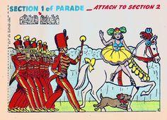 Circus parade section 1 | Flickr - Photo Sharing!