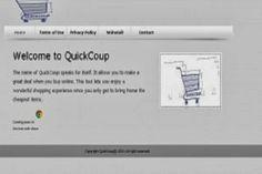 Le QuickCoup pop-up est un programme publicitaire irritant qui a été rejoint dans le groupe de programme potentiellement indésirable ( PUP ) . Une fois exécuté , il modifie les paramètres de votre navigateur Web , les paramètres système et les paramètres DNS ainsi .