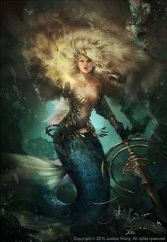 fantasy mermaid - Google Search