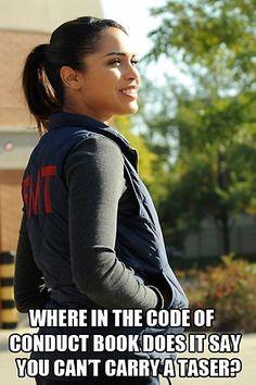 Gabriela Dawson / Paramedic - Monica Raymund - Chicago Fire