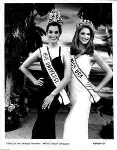 Brook Lee Miss Universe 1997