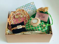 Traditional Rakhi Thali Package Rakhi, Packaging, Traditional, Bags, Handbags, Wrapping, Bag, Totes, Hand Bags