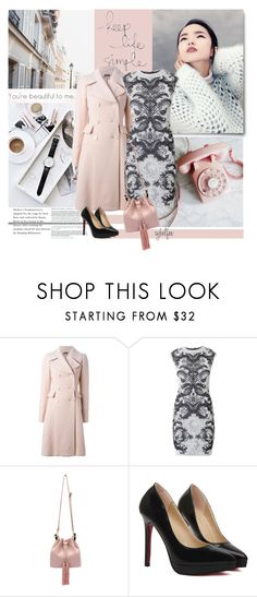 """""""Simple"""" by cybelfee ❤ liked on Polyvore featuring Alexander McQueen, women's clothing, women's fashion, women, female, woman, misses and juniors"""