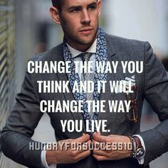 IF YOU WANT TO LIVE LIKE MILLIONAIRE LIFESTYLECHANGE YOUR MIND FIRST! #motivational #inspirational #hungryforsuccess Checkout More: http://ift.tt/2fNnCJo