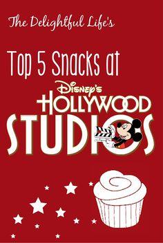 Friday Favorites: Top 5 Snacks in Disney's Hollywood Studios