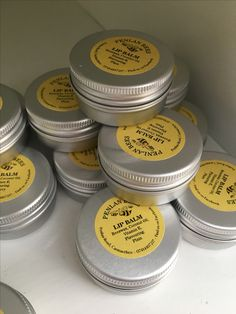 Lip Balm withBeeswax Coconut oil Vitamin EFor silky smooth lips and protection against the weather apply regularly Honey Soap, Smooth Lips, Lip Oil, Body Butter, Vitamin E, Coconut Oil, The Balm, How To Apply, Uk Shop