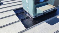 Article: Liquid Rubber Coating Ponoka To Industrial Metal Roof. Below you will find the process of installing a liquid rubber coating. Industrial Metal, Roof Repair, Metal Roof, Calgary