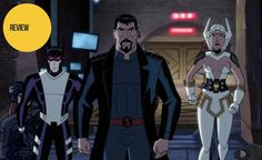 New Justice League Cartoon Is the Bleakest DC Universe Movie Ever