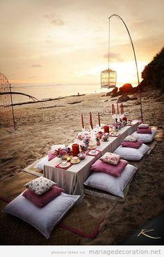 The after party party Beach Wedding Ideas // Bali Weddings - Nammos Kandara - Karma Kandara Bali