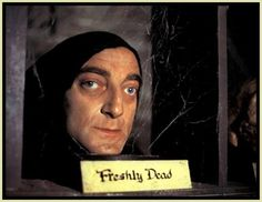 Young Frankenstein. Great, classic movie!