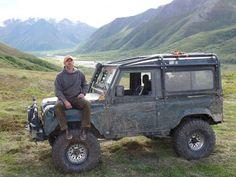 Alaska Offroad Warrior on History Channel