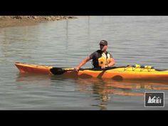 Kayaking Skills Basic Strokes Video