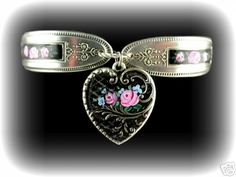 Lovely spoon bracelet