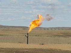 MAG Power Stop Oil & Gas Methane Flaring   Indiegogo