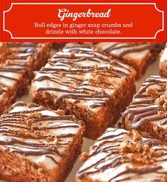 Marshmallows-Gingerbread