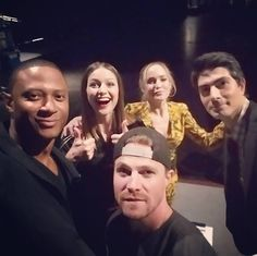 "69k Likes, 208 Comments - David Ramsey (@davidpaulramsey) on Instagram: ""Paleyfest 2017 #Arrow #LOT  #Supergirl"""