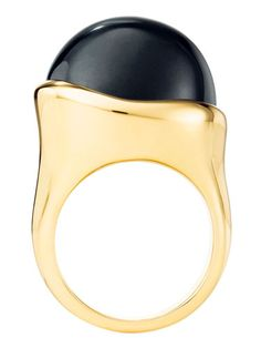 Elsa Peretti for Tiffany & Co. ring  #jewelry #ring #statementpiece