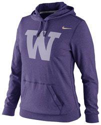 Washington Huskies Women's Nike Fan Jersey Lightweight Hooded Sweatshirt $54.99 http://www.fansedge.com/Washington-Huskies-Womens-Fan-Jersey-Lightweight-Hooded-Sweatshirt-_1033261237_PD.html?social=pinterest_pfid66-58047