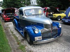 1946 Chevy Pickup Truck   Flickr - Photo Sharing!