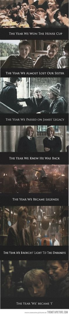 Fred and George Weasley. Fred's death was probably the only one I actually cried about..