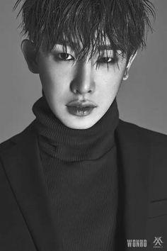 Wonho~Hero