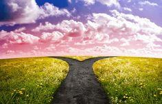 PETALI DI CILIEGIO ...per coltivare la speranza: Il bivio delle scelte