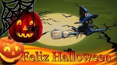 Que pases una noche de miedo y susto, Feliz Halloween.