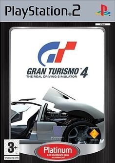 gran turismo 4 ps2 playstation 2 pal FR FRANCAIS