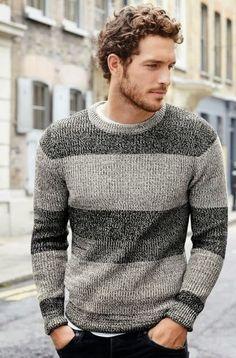 Un hombre con el pelo rizado es muy, pero que muy #sexy  #hombres #ellos #him #guapos