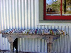rag weave bench 2