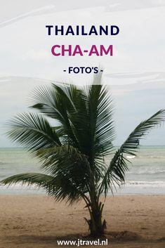 Cha-Am is een badplaats ten zuiden van Bangkok. Het strand in Cha-Am is het langste witte zandstrand van Thailand. Er zijn in Cha-Am een paar bezienswaardigheden. De foto's van Cha-Am zie je in dit artikel. Kijk je mee? #chaam #strand #thailand #fotos #jtravel #jtravelblog