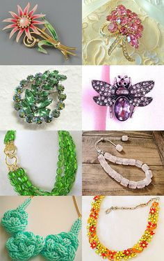 The Colors of Spring by Shannon McCollum by Shannon McCollum on Etsy--Pinned with TreasuryPin.com