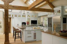 Luxury Bespoke Kitchens - New England Collection | Mark Wilkinson