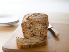 Heart Healthy Chocolate Zucchini Bread Recipe from AllWhites and Better'n Eggs Healthy Chocolate Zucchini Bread, Zucchini Bread Recipes, Egg White Recipes, Egg Recipes, Muffin Bread, Tasty, Yummy Food, Breakfast On The Go, Heart Healthy Recipes